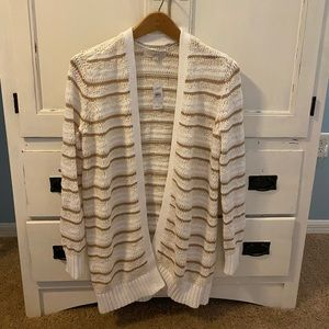 Cozy Loft open cardigan